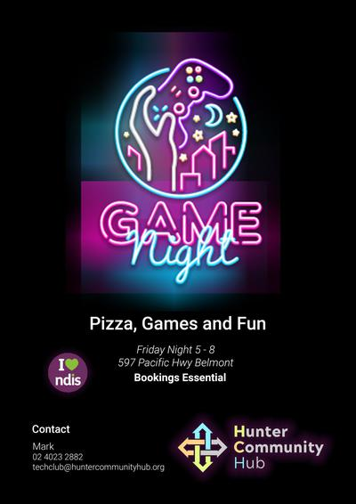 Friday Night Is Game Night