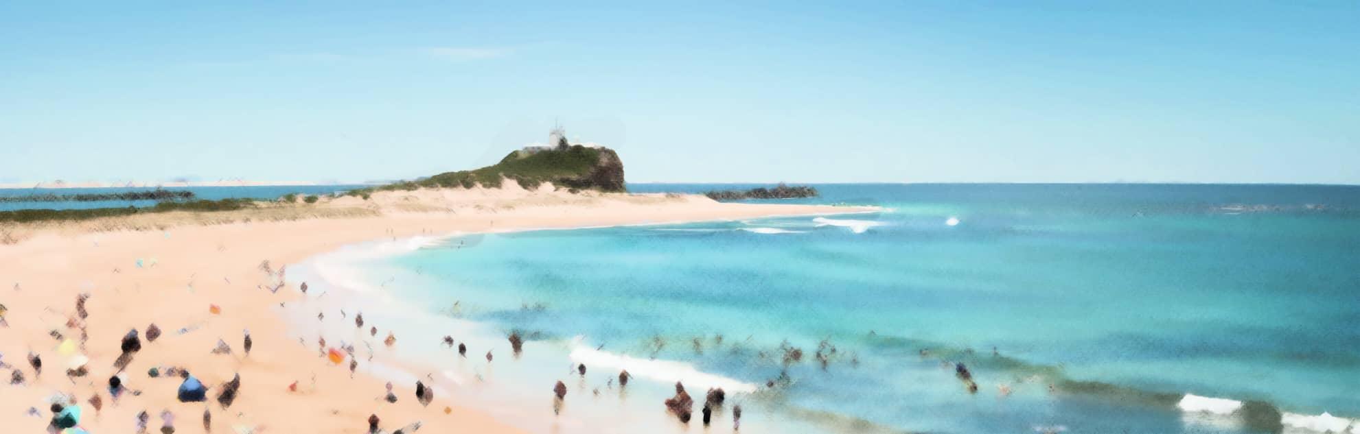 NDIS Beach